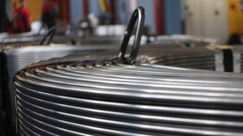 Aluminium Draht – innovativ, nachhaltig, sinnstiftend