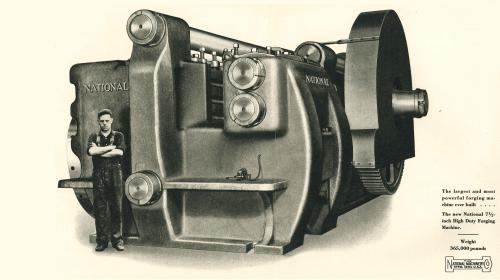 Umformtechnik seit Generationen