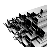 Stainless Steel Welded Rectangular Pipes