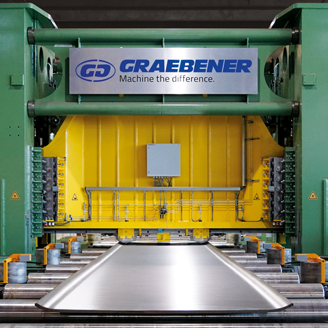 Graebener Pre Bending Press