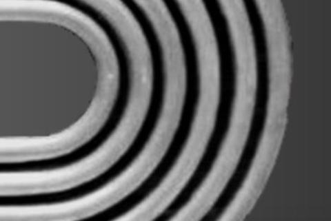 Nahtlose U-Rohre aus Edelstahl