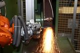 RSP/4B/1M: Schleifen von Werkzeugen
