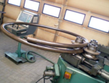 Pipe bending/ Pipe and Profile rolling