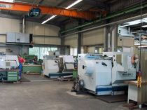 CNC-Drehbänke (Fa. Weiler mit Zyklensteuerung)