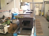 CNC bed milling machines (all with Heidenhain CNC)