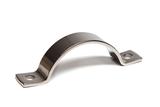 Pipe clamp set 20x3mm Polished 304/V2A