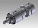 Hydraulische Zylinder Nach ISO 6022