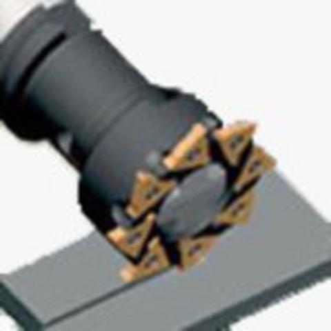 Zirkularnutfräser M380 / M381
