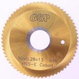 Slitting Saw HSS and Carbide saws