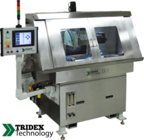 Tridex abrasive Präzisionstrennschleifmaschine CS-1A