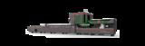 Three-chuck laser tube cutting machine FLT-6020ET