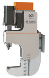 R-SWG (Friction stir spot welding gun)