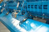 Rotor-Richtmaschinen – Richten, schneiden und biegen von Bewehrungsstahl vom Coil
