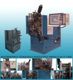 7 Axes Coiling Machine WAFIOS