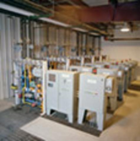 100% Hydrogen Annealing Systems