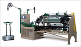 WVR-A6 Chain Link Weaving Machine