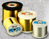 Copper plated steel wires