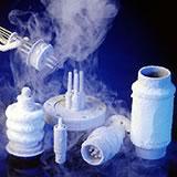 Vacuum-tight, hermetically sealed ceramic-to-metal, glass-to-ceramic and glass-to-metal Components