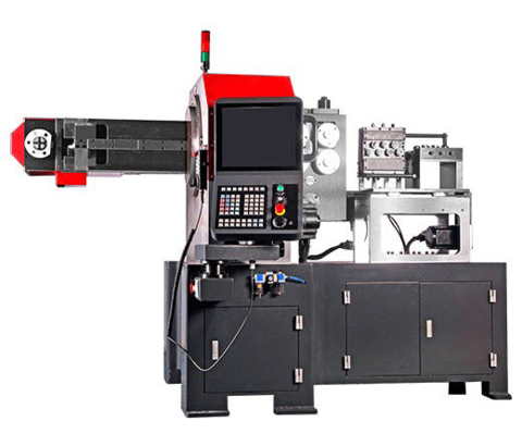 4 Axis Wire Bending Machine WV-3D408R