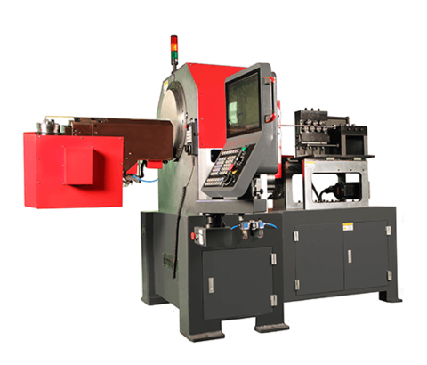 4 Axis Wire Bending Machine WB-3D416R