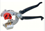 PR4/1220E - Pliers for MV cable outer sheath with 3 adjustable longitudinal cutting depth
