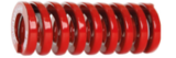 Heavy Load Die Springs - Red