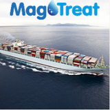 Reagent for marine scrubbers