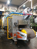 CONTINUOUS FURNACE FOR ALUMINIUM PARTS