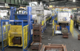 CONTINUOUS ANNEALING FURNACE LINE