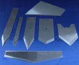 Carbide knife / cutting blade