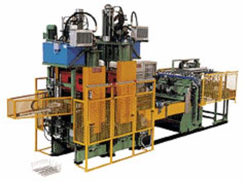 Automatische Linie für Spülmaschinenkörbe