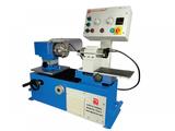 Die polishing machine for heading dies of fastener units