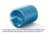 Böllhoff continues to make product history and presents the next development stage of the established HELICOIL thread technology.
