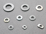 Manufacture of standard washers