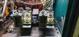 Zentrier Geräte ZG 20 zweifach vor und nach Messgerät