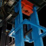 Axial impact Test Machine