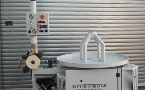 DVG550 T (Top-Lader)