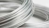 Galvanising wire