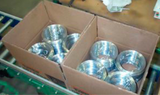 Small coils of 1 to 4 kg for hardware stores, binding wire, etc.