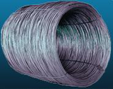 Galvanized wire for clamps